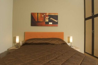 villa kalisto anemones bedroom